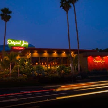 Original Joe's Westlake is an iconic Daly City restaurant, and recently underwent an extensive 2-year renovation