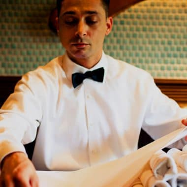 You can expect excellent service at Original Joe's in our two San Francisco locations