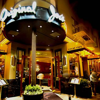 Come join us at the best Italian restaurant in San Francisco